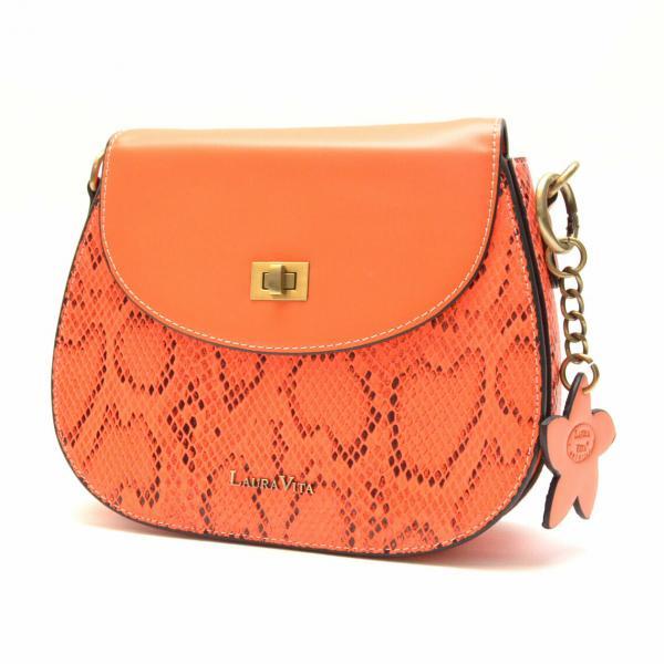 LAURA VITA laukku, oranssi