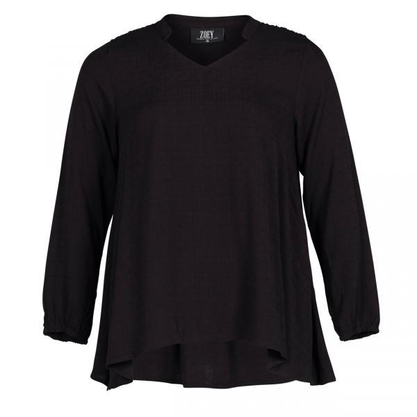 ZOEY Macy paita, musta