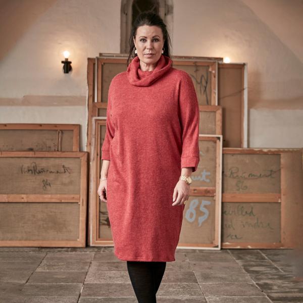 ZOEY Penelope mekko, punainen
