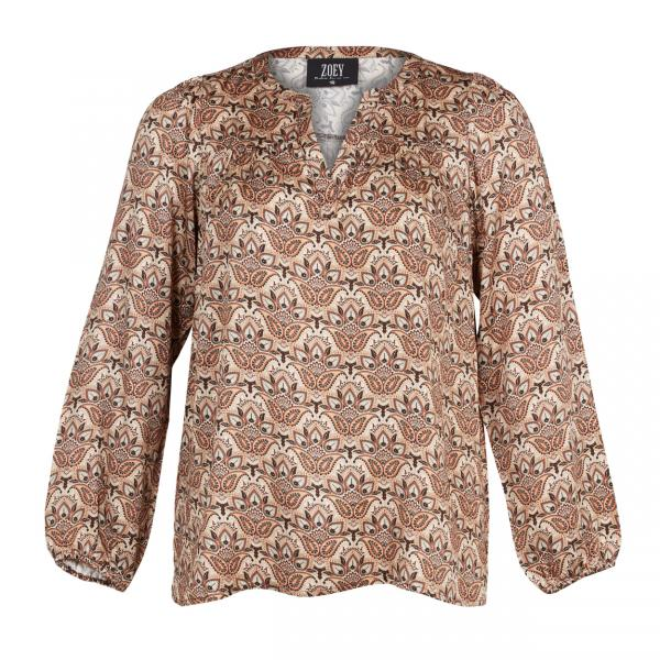ZOEY Coraline paita, kuviollinen